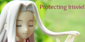 Protecting Irisviel Comic