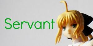 Servant Comic