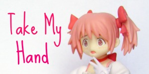Take My Hand Comic