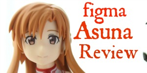 figma Asuna Review