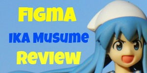 figma Ika Musume Review