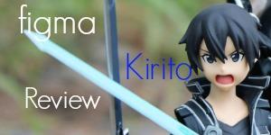 figma Kirito Review