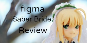 figma Saber Bride Review