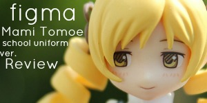 Mami Tomoe School Uniform ver Review