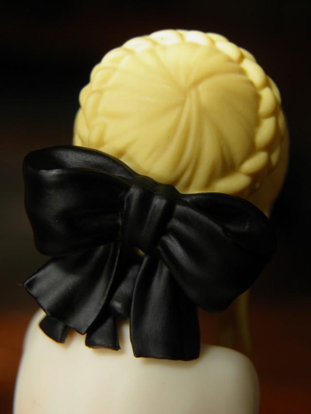 SAber BQ hair bow