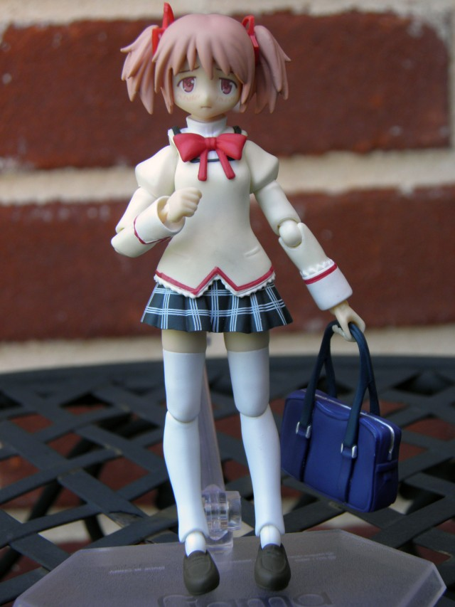 madoka and bag