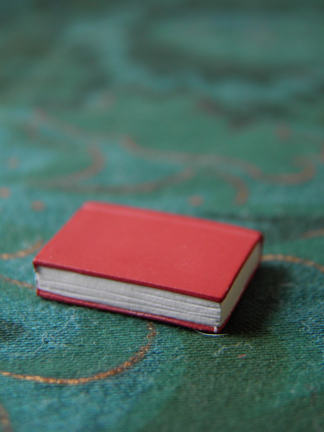 red book close