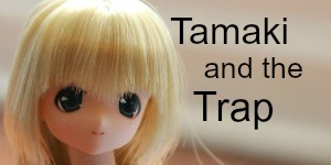 tamaki trap button