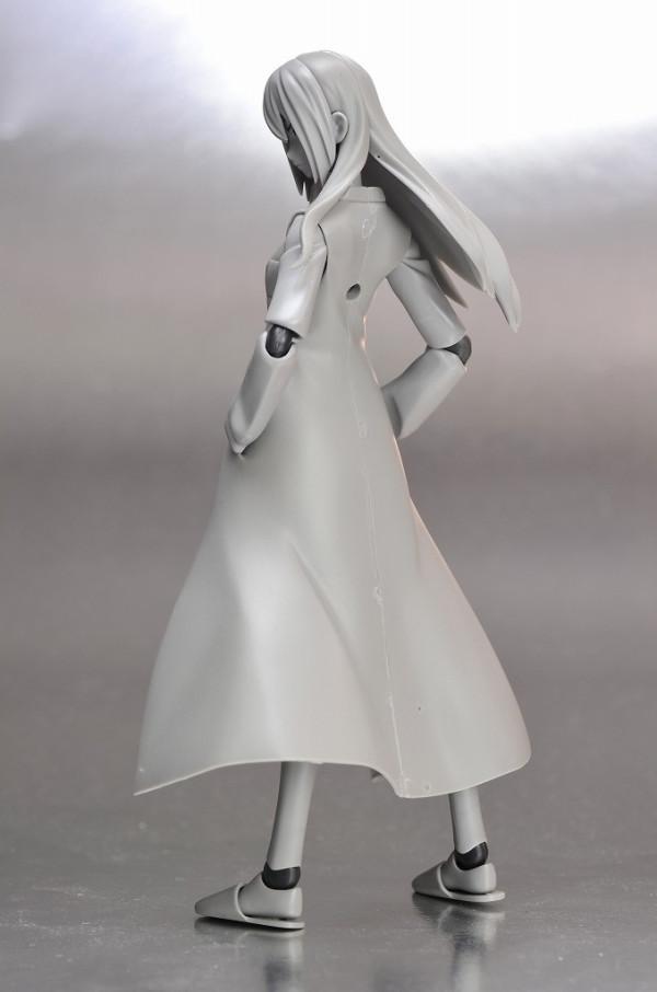 kurisu lab coat sculpt